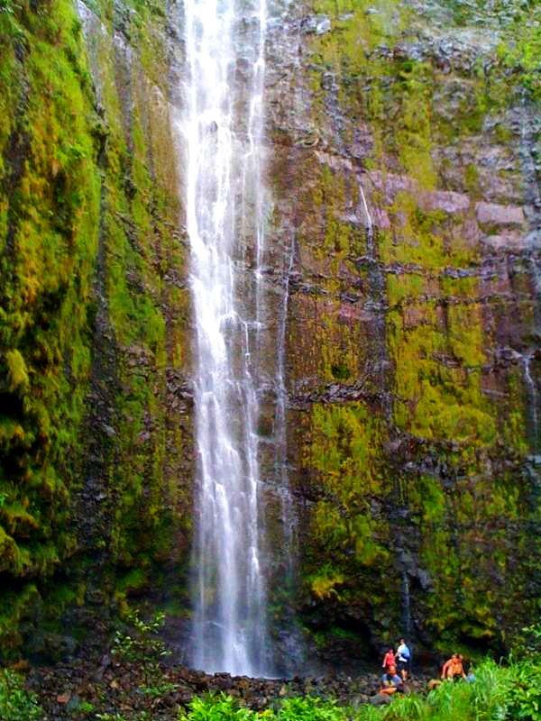 Waimoku Falls - Hana Maui Hawaii villa proximity